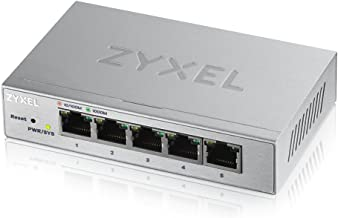 ZYXEL GS1200-5 - Fanless 5 Port GbE L2 Web Managed Switch