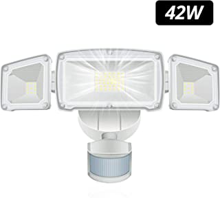 LEDUPDATES WALL MOUNT SECURITY LED FLOOD LIGHT ETL LISTED 2380 LUMEN 28W