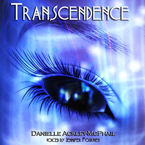 Transcendence audiobook cover art