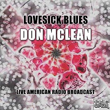 Lovesick Blues (Live)