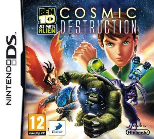 Ben 10 ultimate Alien : cosmic destruction [Importación francesa]