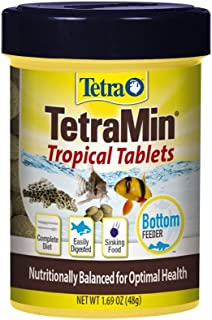 TetraMin Complete Diet Tropical Tablets for Bottom Feeders