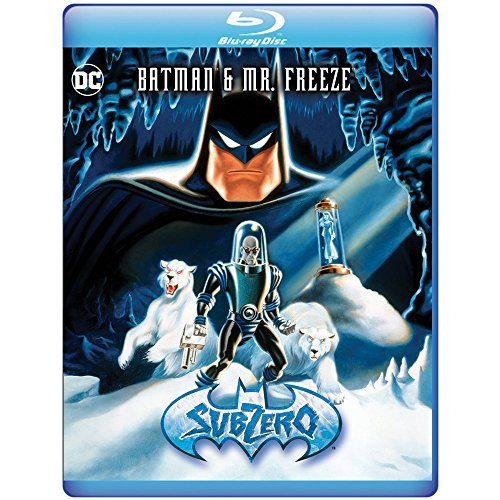 BATMAN & MR FREEZE: SUBZERO (1997) - BATMAN & MR FREEZE: SUBZERO (1997) (1 Blu-ray)