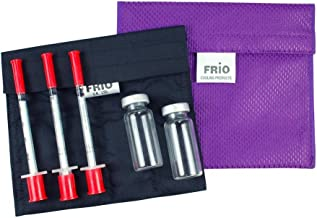 Frio Extra Small Cooling Wallets-Purple