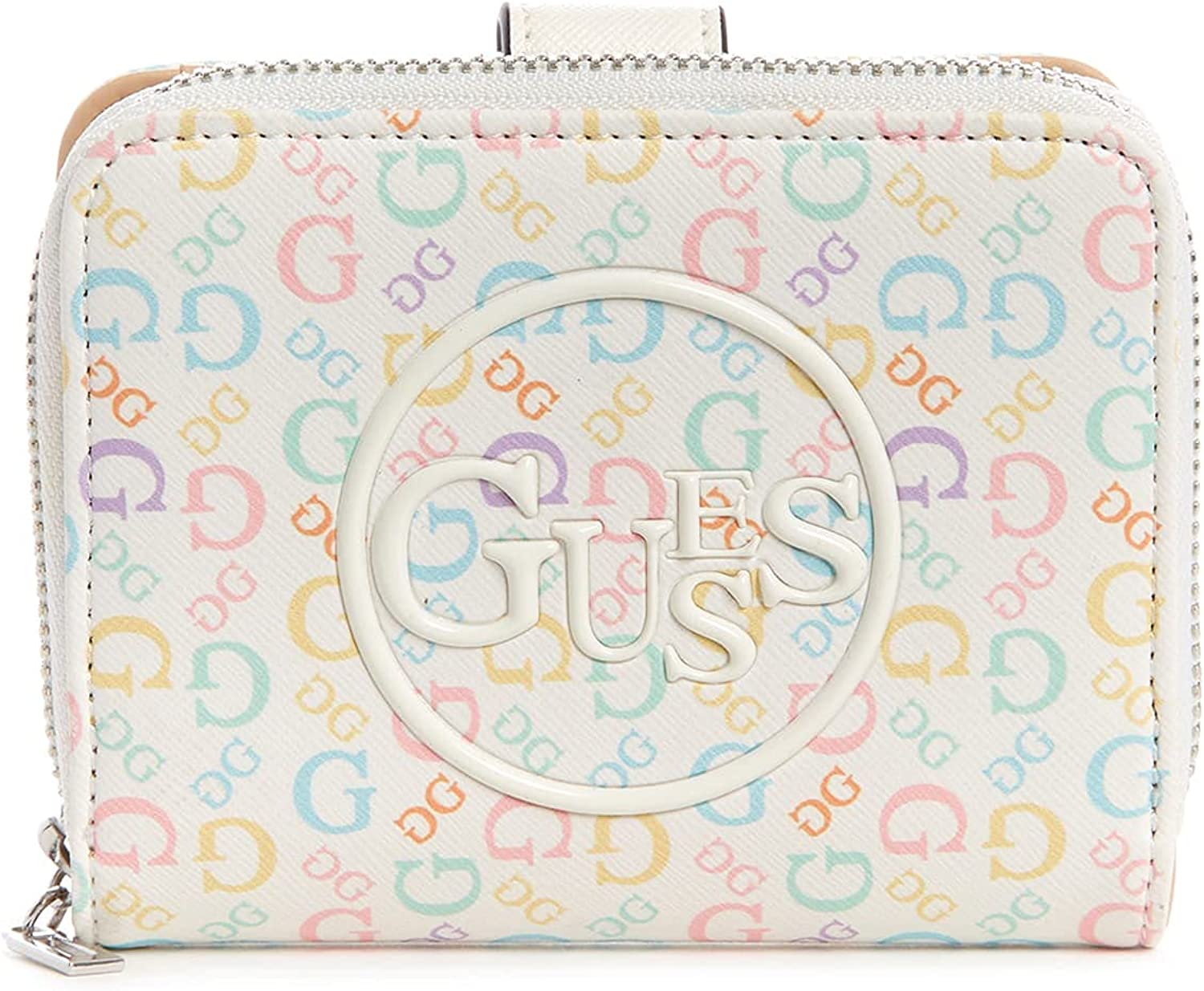 GUESS Factory Clayton Fold-Over Zip