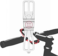 Bike Citizens Finn - De universele smartphonehouder voor elke fiets en elke mobiele telefoon! Met fietsnavigatie - telefoo...