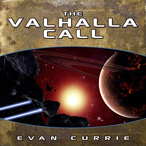 The Valhalla Call audiobook cover art