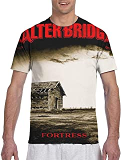 Alter Bridge Fortress Camisetas estampadas para hombre
