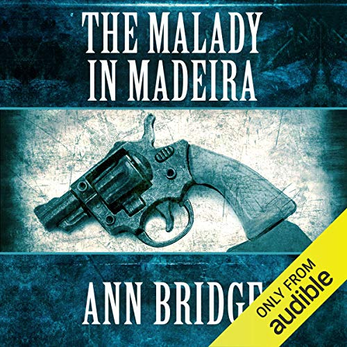 The Malady in Madeira cover art