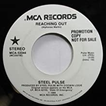 Steel Pulse 45 RPM Reaching Out / Reaching Out