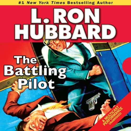 The Battling Pilot copertina