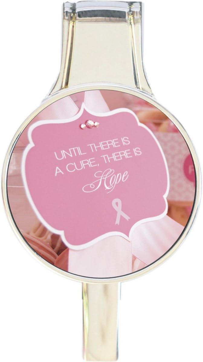 Breast Cancer Pink Ribbon Deluxe Denver Mall Hope Handbag Purse H Hanger Everything