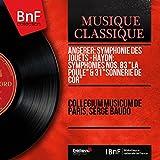 Angerer: Symphonie des jouets - Haydn: Symphonies Nos. 83 'La poule' & 31 'Sonnerie de cor' (Mono Version)