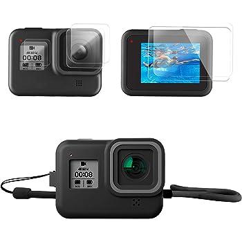 x3 de la vivienda Película de protección de Lente para GoPro Hero 3+