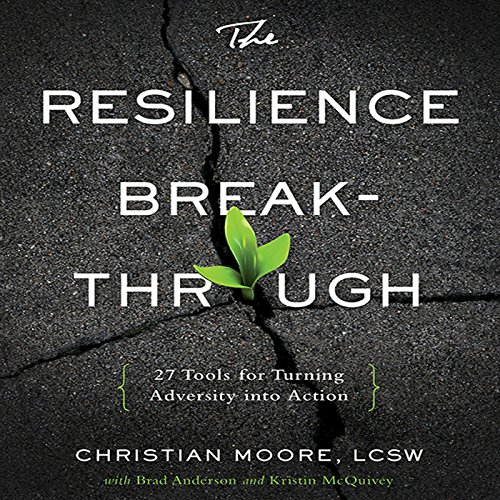 The Resilience Breakthrough audiobook cover art