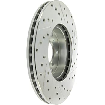 Power Stop JBR1392//1393XPR Drilled and Slotted Rotor