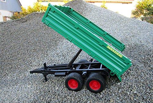 RC Auto kaufen Traktor Bild 2: RC Traktor Fendt 1050 Vario mit Bordwandanhänger -ca 80 cm 1:16