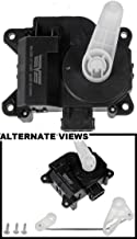 APDTY 715340 HVAC Heater AC Air Conditioner Door Actuator Fits Front Left On HVAC Box 2007-2012 Ford Edge / 2007-2012 Lincoln MKX (Replaces 7T4Z19E616B)