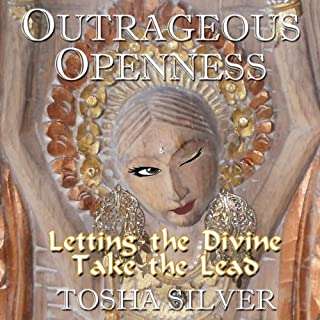 Outrageous Openness audiobook cover art