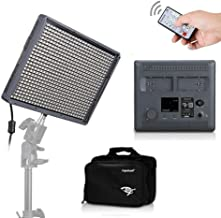 Aputure Amaran HR672S Led Video Light Panel High CRI95+ Accurate Pure Light 2.4G FSK Technologies 100M Wireless Groups Control 5500K for DSLR Camera