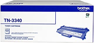 Brother Genuine TN3440 High-Yield Printer Toner Cartridge, Black, Page Yield Up to 8000 Pages, (TN-3440)