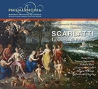 Scarlatti: La Gloria Di Primavera [Diana Moore; Suzana Ograjensek; Philharmonia Chorale; Buce Lamott, Nicholas McGegan] [PHILHARMONIA BAROQUE : PBP-09] by Suzana Ograjensek