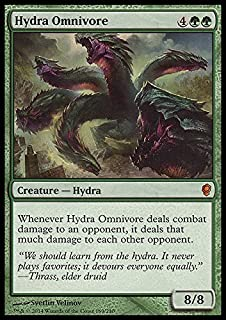 Magic: the Gathering - Hydra Omnivore (169) - Conspiracy