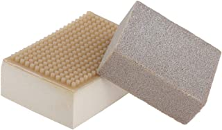 F Fityle 2 Pieces Cleaning Rubber Eraser for Suede Nubuck Boots Shoes Furniture Cleaner