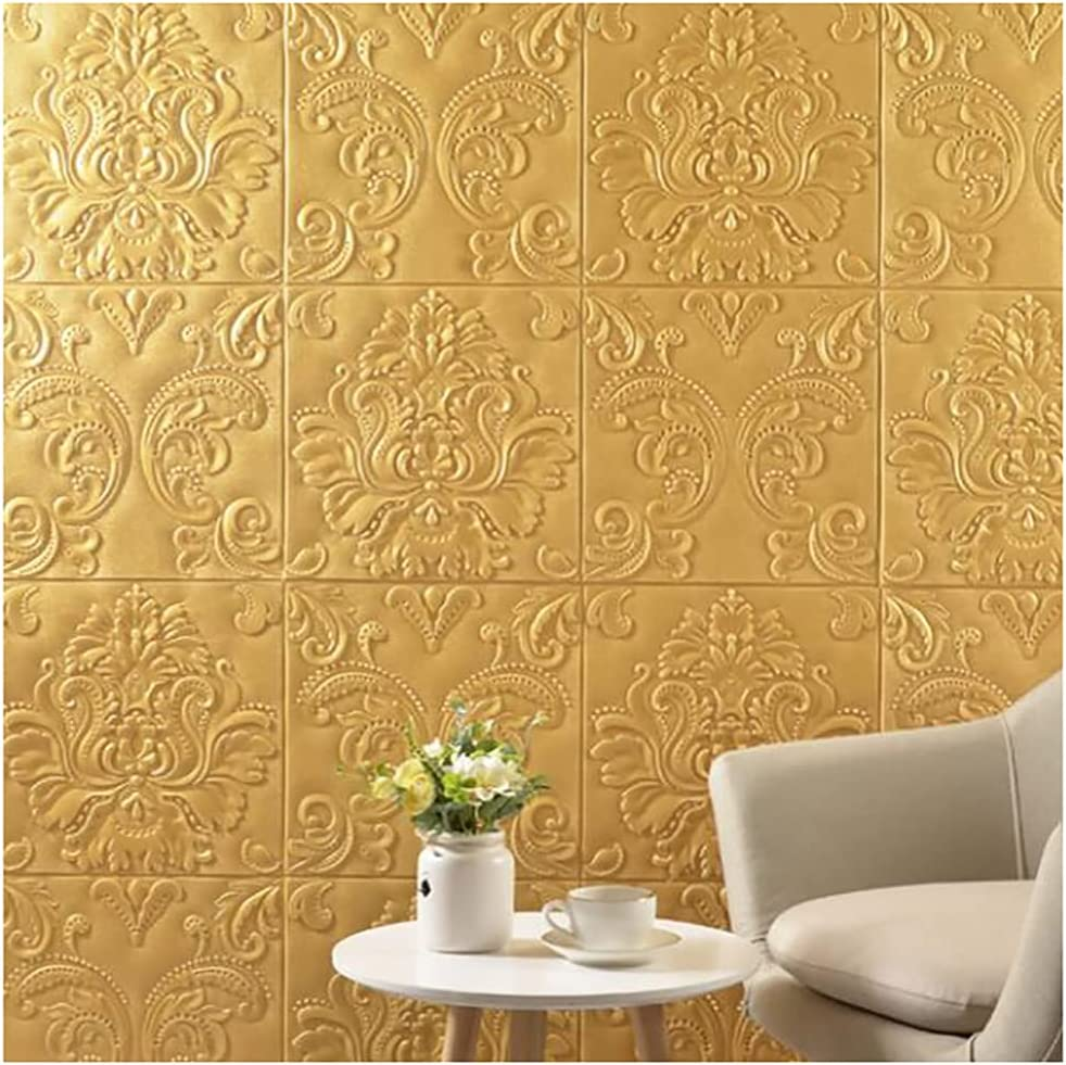 WANGF Complete Free Shipping XPE Foam Wall Panel Self Construction Adhesive Simple Courier shipping free shipping Wate