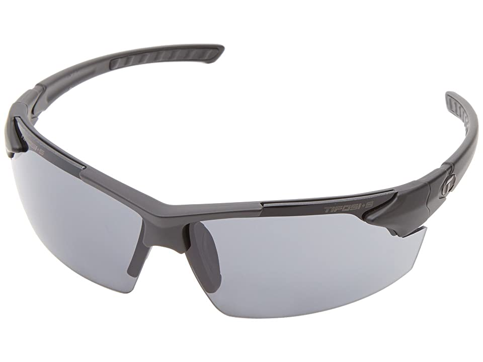 Tifosi Optics Jet FC Tactical Interchangeable (Matte Black) Sport Sunglasses