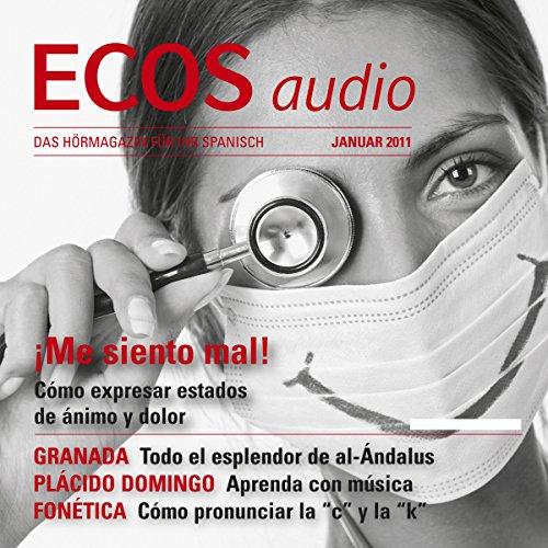 ECOS audio - Me siento mal! 1/2011 Titelbild