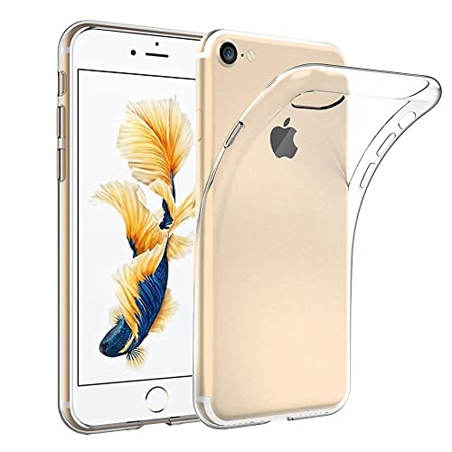 huge selection of be4a3 5b4c6 Clear iPhone 8 Case: Amazon.co.uk