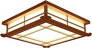Amazon.es: lamparas de techo en madera - 4 estrellas y más