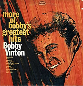 Bobby Vinton - More Of Bobby s Greatest Hits - Epic - BN 26187 Near Mint  NM or M- /Near Mint  NM or M-  LP Comp