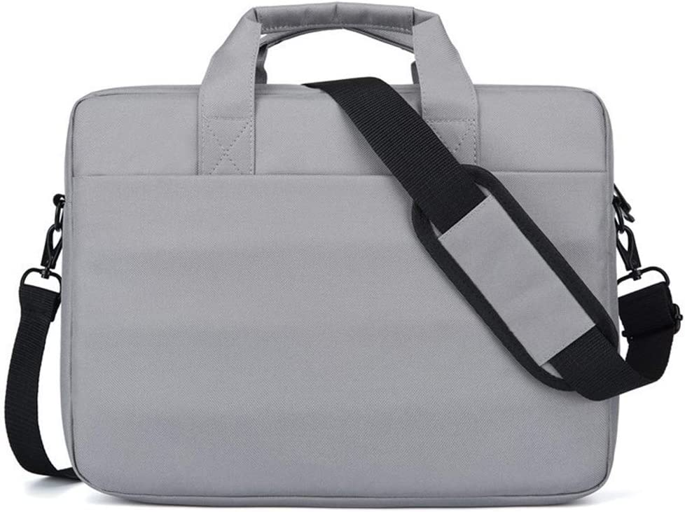 MEIYIN 17 Inch Portable Computer Laptop Notebook Tablet Bag Document Magazines Messenger Shoulder Business Office Big Handbag