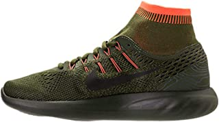 Mens Lunarglide 8 Dbside Hight Top Lace Up, Legion Green/Sequoia, Size 12.0