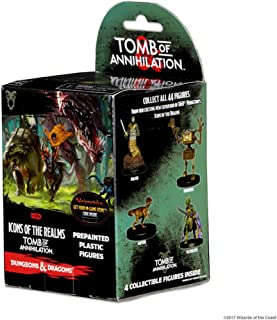WizKids Dungeons & Dragons: Icons of The Realms: Tomb of Annihilation Booster Pack