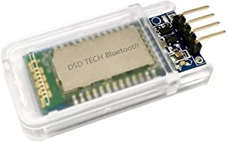 DSD Tech SH-H3 Bluetooth Dual Mode Module for Arduino Compatible with iPhone and Android Phone Replacement of HC-05 HC-06