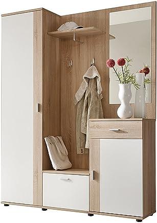 Amazon.it: mobili ingresso con appendiabiti: Casa e cucina