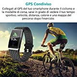 Immagine 2 willful smartwatch orologio fitness trakcer