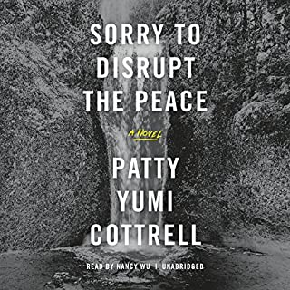 Sorry to Disrupt the Peace cover art