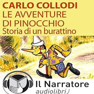 Le avventure di Pinocchio. Storia di un burattino cover art