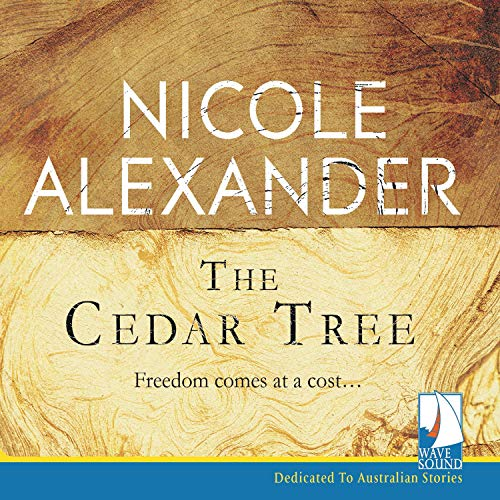 The Cedar Tree audiobook cover art