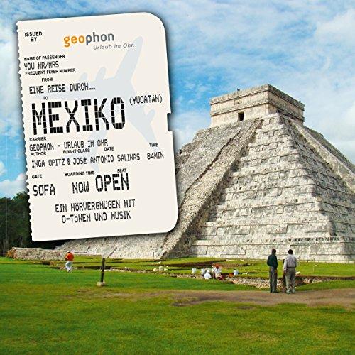 Eine Reise durch Mexico (Yukatan) Titelbild