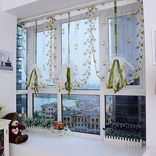 Bay Window Curtains For Living Room Amazoncom