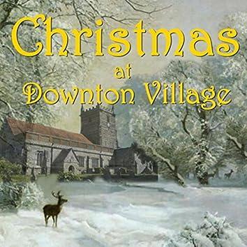 Christmas At Downton Village