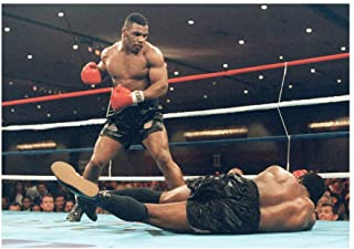 Mike Tyson Boxing King Wall Decor Art Print 24x36 Inches Photo Paper Material Custom Poster