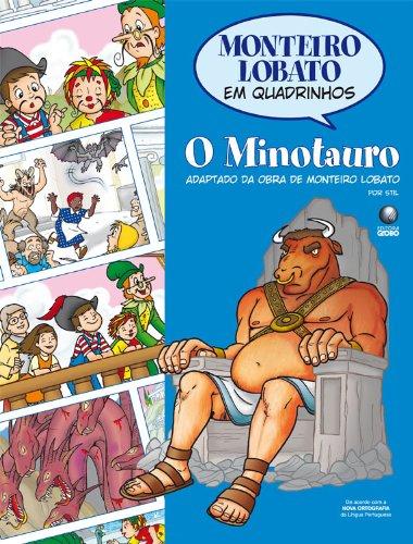Monteiro Lobato em Quadrinhos - O Minotauro