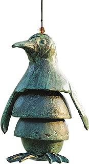 SPI Home Penguin Segmented Windchime