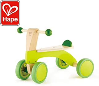 wooden ride on toys for 1 year olds